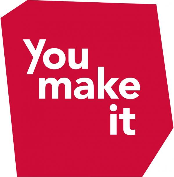 We're launching You Make It Happen